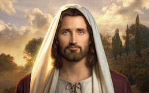 Jesus-Cristo-por-Simon-Dewey